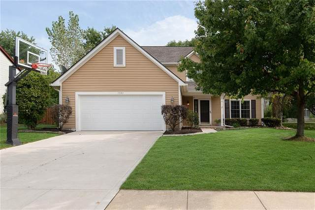 7593 Winding Way, Fishers, IN 46038 (MLS #21739572) :: Anthony Robinson & AMR Real Estate Group LLC