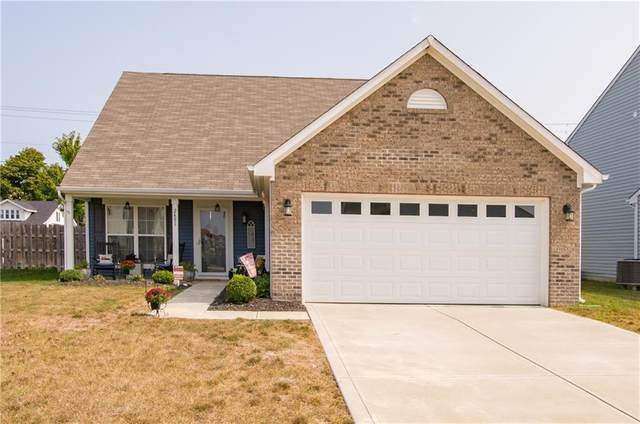2481 Shadowbrook, Greenwood, IN 46143 (MLS #21739581) :: Mike Price Realty Team - RE/MAX Centerstone