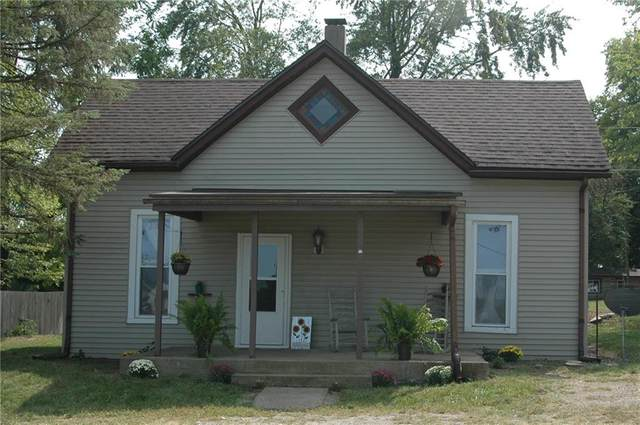 7891 E Blue Ridge Road, Shelbyville, IN 46176 (MLS #21739585) :: Mike Price Realty Team - RE/MAX Centerstone