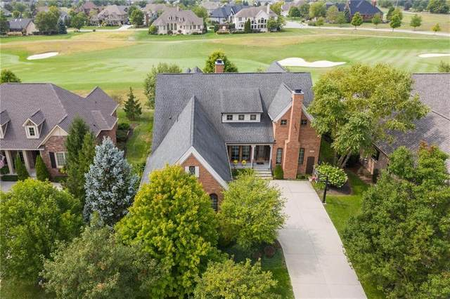16489 Gleneagles Court, Noblesville, IN 46060 (MLS #21739589) :: AR/haus Group Realty
