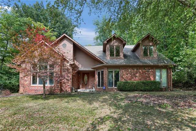 10340 Courageous Drive, Indianapolis, IN 46236 (MLS #21739593) :: The Evelo Team