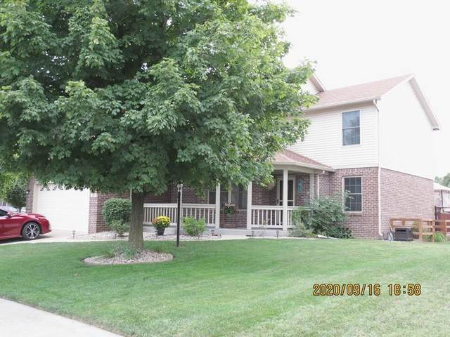 286 N Greenbriar Drive, Greenwood, IN 46142 (MLS #21739608) :: Mike Price Realty Team - RE/MAX Centerstone