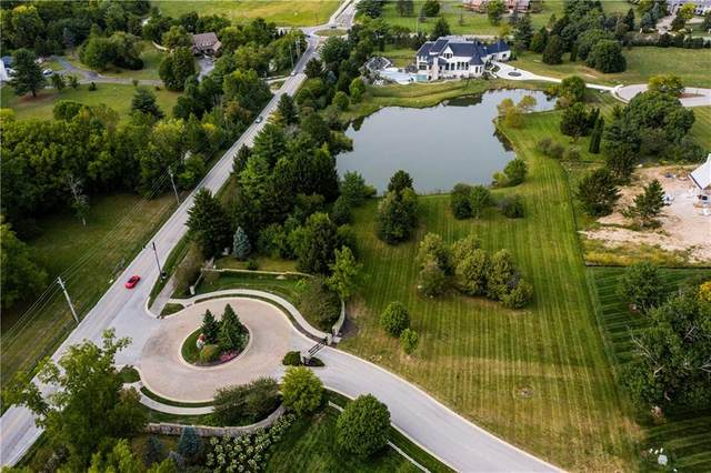 1390 Ridgegate Lane, Carmel, IN 46032 (MLS #21739610) :: The Indy Property Source