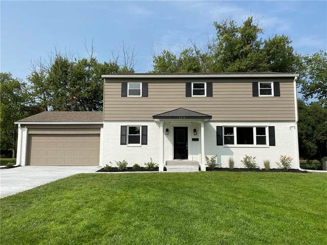 5230 Daniel Drive, Indianapolis, IN 46226 (MLS #21739613) :: Anthony Robinson & AMR Real Estate Group LLC