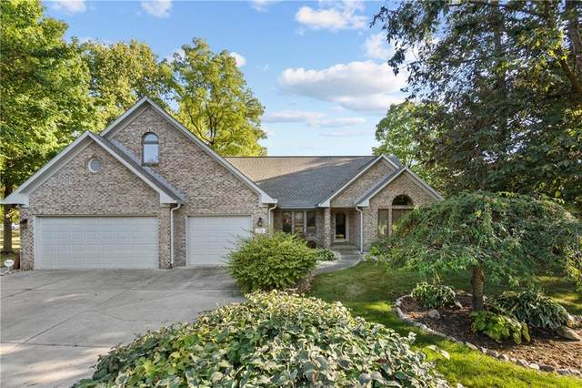 6887 Black Oak East Court, Avon, IN 46123 (MLS #21739621) :: The Indy Property Source