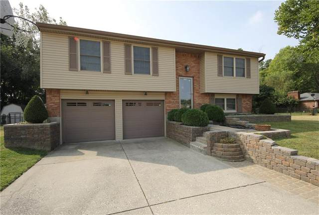 5325 Honey Manor Drive, Indianapolis, IN 46221 (MLS #21739625) :: Anthony Robinson & AMR Real Estate Group LLC