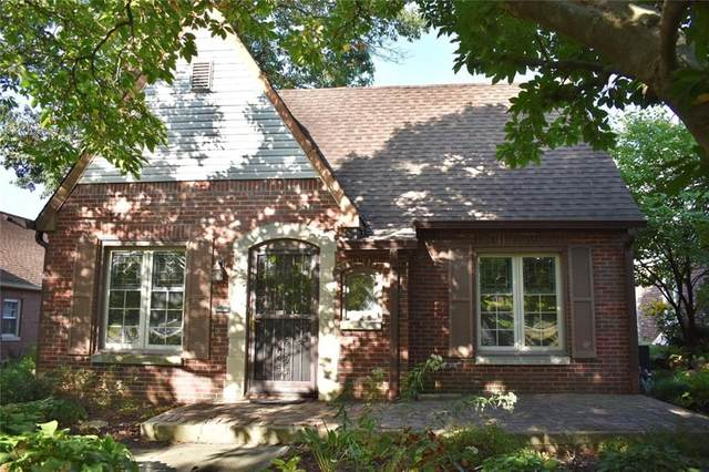 818 N Bolton Avenue, Indianapolis, IN 46219 (MLS #21739628) :: Anthony Robinson & AMR Real Estate Group LLC
