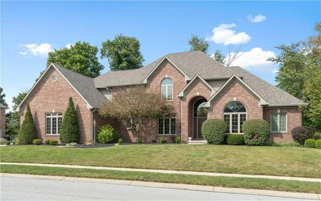 6062 Timber Bend Drive, Avon, IN 46123 (MLS #21739638) :: The Indy Property Source