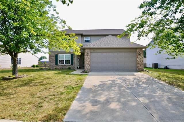 7311 Bobcat Trail Drive, Indianapolis, IN 46237 (MLS #21739655) :: Anthony Robinson & AMR Real Estate Group LLC