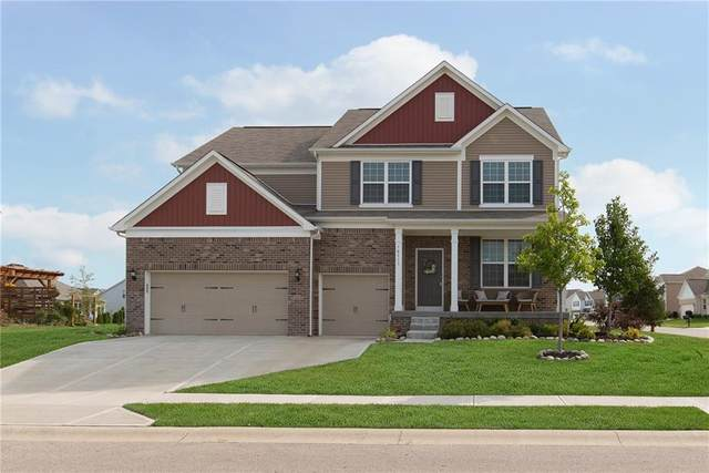 16711 Workington Way, Westfield, IN 46074 (MLS #21739658) :: Richwine Elite Group
