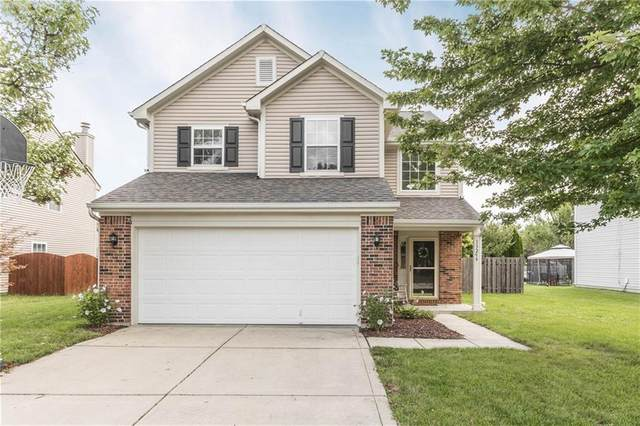 13259 Eastwood Lane, Fishers, IN 46038 (MLS #21739665) :: Mike Price Realty Team - RE/MAX Centerstone