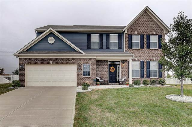 2201 Northward Court, Greenwood, IN 46143 (MLS #21739671) :: Mike Price Realty Team - RE/MAX Centerstone