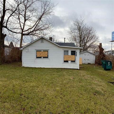 1011 W 11th Street, Muncie, IN 47302 (MLS #21739680) :: Mike Price Realty Team - RE/MAX Centerstone