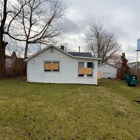 1011 W 11th Street, Muncie, IN 47302 (MLS #21739680) :: Heard Real Estate Team | eXp Realty, LLC