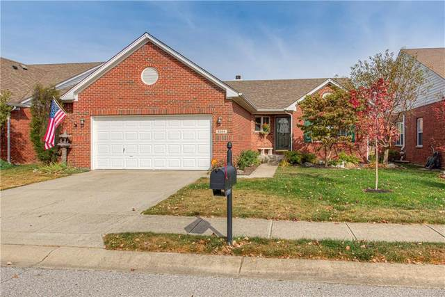 8364 Somerville Drive, Indianapolis, IN 46216 (MLS #21739711) :: The ORR Home Selling Team