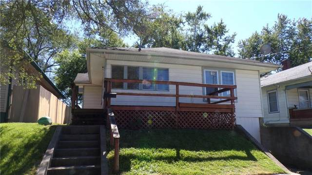 537 W Hendricks Street, Shelbyville, IN 46176 (MLS #21739715) :: Richwine Elite Group