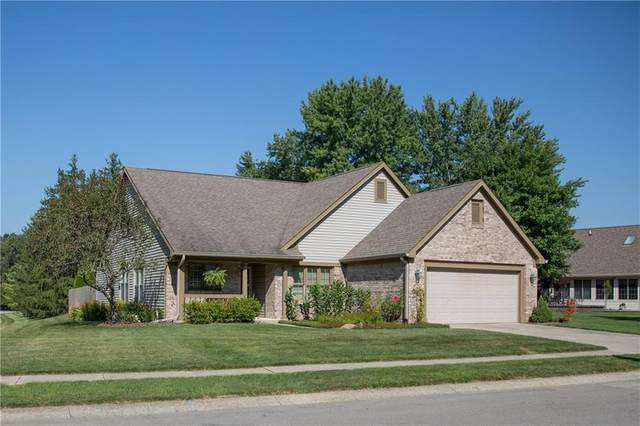 11142 Stratford Way, Fishers, IN 46038 (MLS #21739716) :: Anthony Robinson & AMR Real Estate Group LLC