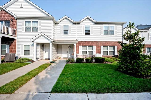 13205 Deception Pass #200, Fishers, IN 46038 (MLS #21739719) :: Mike Price Realty Team - RE/MAX Centerstone