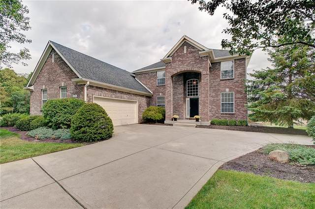14007 Staghorn Court, Carmel, IN 46033 (MLS #21739722) :: Anthony Robinson & AMR Real Estate Group LLC