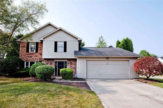 7750 Baywood Drive S, Indianapolis, IN 46236 (MLS #21739725) :: Richwine Elite Group