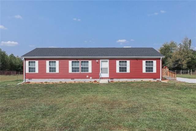 316 Nast Chapel Road, Martinsville, IN 46151 (MLS #21739726) :: Heard Real Estate Team | eXp Realty, LLC
