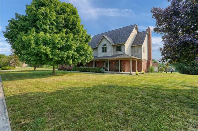 744 Abbington Station, Danville, IN 46122 (MLS #21739733) :: Richwine Elite Group