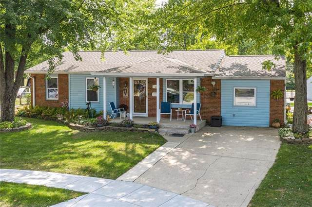27 Woodmont Court, Beech Grove, IN 46107 (MLS #21739742) :: Anthony Robinson & AMR Real Estate Group LLC