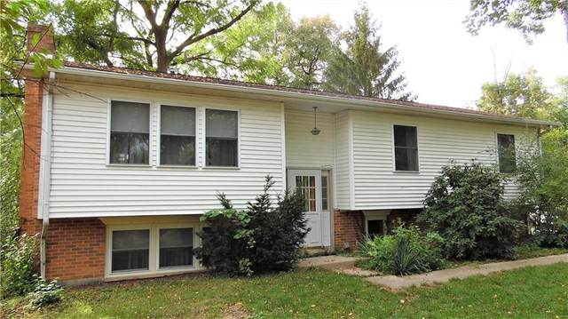 2302 S Curry Pike, Bloomington, IN 47403 (MLS #21739744) :: AR/haus Group Realty