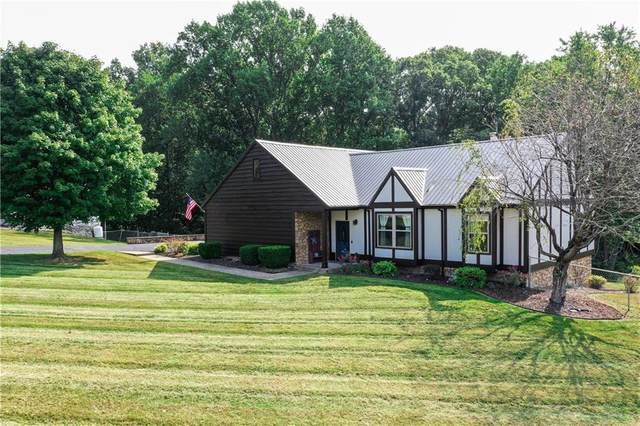 2145 W Lakeview Drive, North Vernon, IN 47265 (MLS #21739745) :: Richwine Elite Group