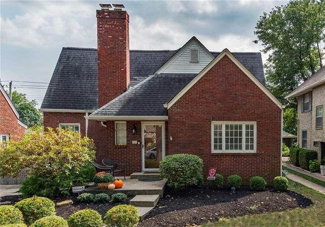 207 W Hampton Drive, Indianapolis, IN 46208 (MLS #21739746) :: Richwine Elite Group