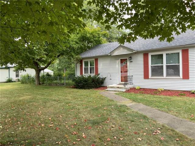 414 W Smith Valley Road, Greenwood, IN 46142 (MLS #21739760) :: Heard Real Estate Team | eXp Realty, LLC