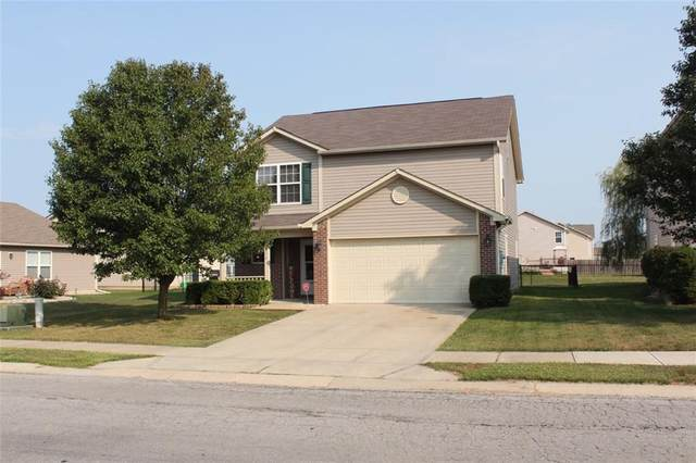 2330 Creston Mdws, Greenfield, IN 46140 (MLS #21739761) :: Mike Price Realty Team - RE/MAX Centerstone
