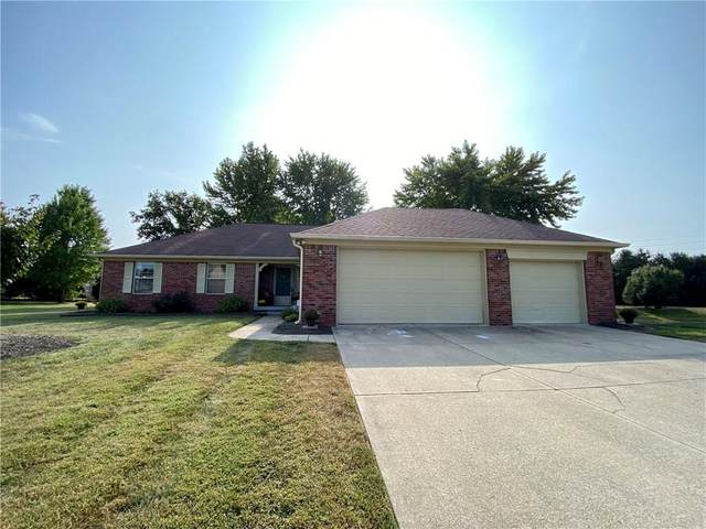 1394 Macintosh Drive, Avon, IN 46123 (MLS #21739764) :: Mike Price Realty Team - RE/MAX Centerstone