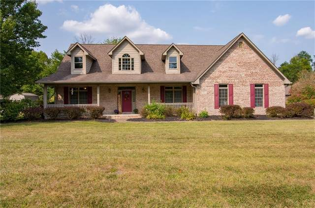 2930 Morgan Trail, Martinsville, IN 46151 (MLS #21739771) :: Anthony Robinson & AMR Real Estate Group LLC
