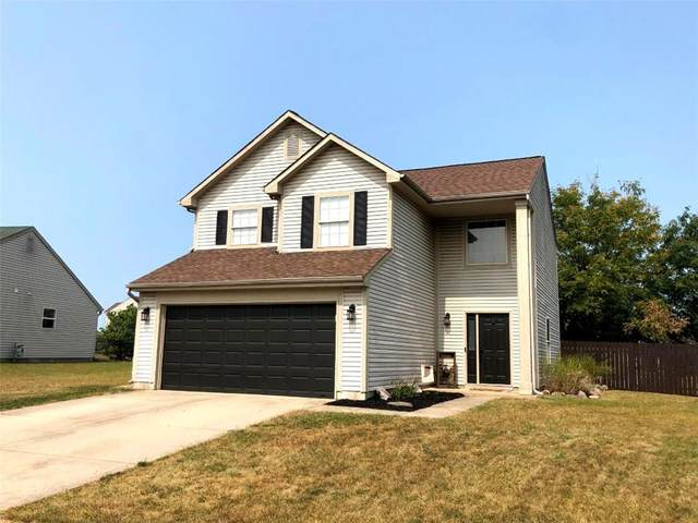 10194 Buell Drive, Avon, IN 46123 (MLS #21739775) :: Mike Price Realty Team - RE/MAX Centerstone