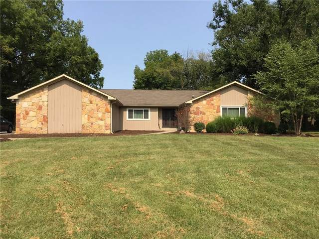1018 Loughery Lane, Indianapolis, IN 46228 (MLS #21739779) :: Anthony Robinson & AMR Real Estate Group LLC