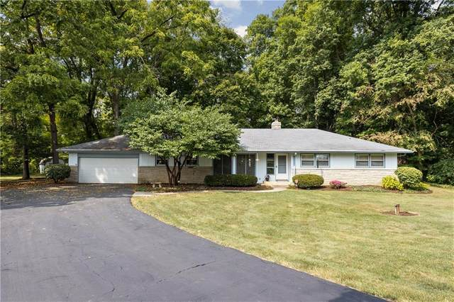 7998 Meadowbrook Drive, Indianapolis, IN 46240 (MLS #21739782) :: Mike Price Realty Team - RE/MAX Centerstone
