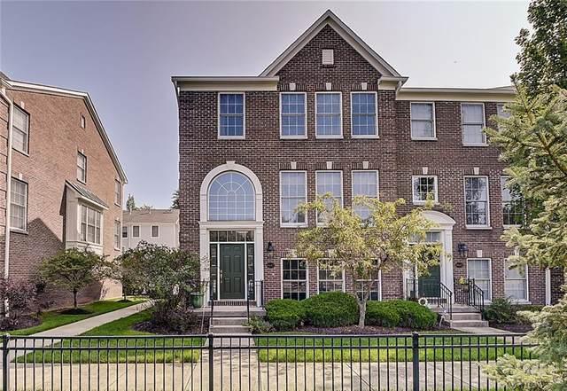 8647 N Meridian Street, Indianapolis, IN 46260 (MLS #21739801) :: Richwine Elite Group