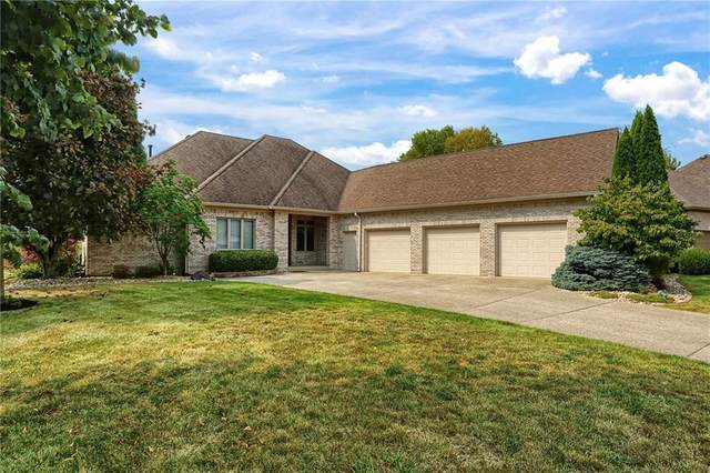 17263 Blue Moon Drive, Noblesville, IN 46060 (MLS #21739817) :: Heard Real Estate Team | eXp Realty, LLC