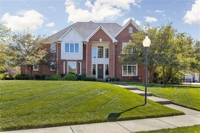 10659 Jewel Lane, Carmel, IN 46032 (MLS #21739819) :: Heard Real Estate Team | eXp Realty, LLC