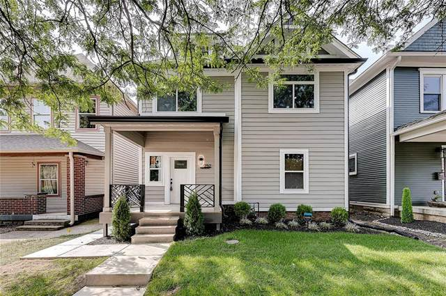 252 N Arsenal Avenue, Indianapolis, IN 46201 (MLS #21739824) :: Ferris Property Group