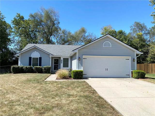 7261 Woodmill Court, Avon, IN 46123 (MLS #21739831) :: Anthony Robinson & AMR Real Estate Group LLC