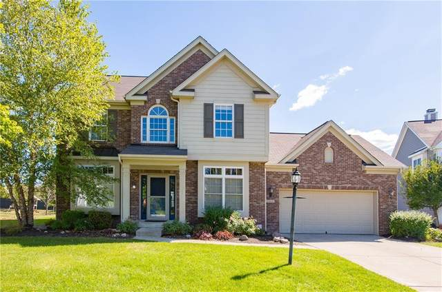 13651 Blooming Orchard Drive, Fishers, IN 46038 (MLS #21739834) :: Richwine Elite Group