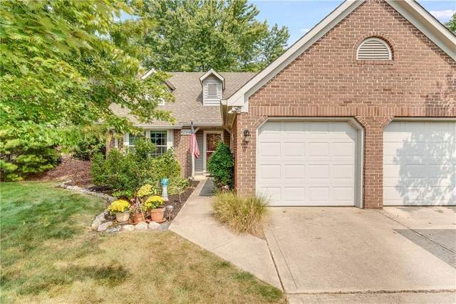6762 Cherry Laurel Lane, Fishers, IN 46038 (MLS #21739835) :: Mike Price Realty Team - RE/MAX Centerstone