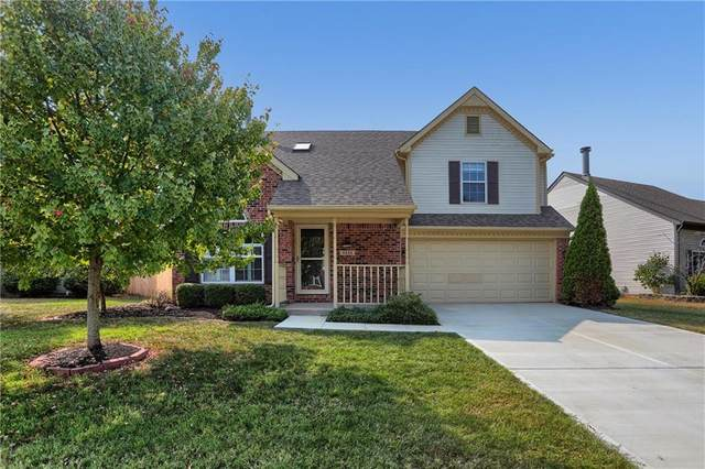 4856 Quail Ridge Lane, Indianapolis, IN 46254 (MLS #21739836) :: Anthony Robinson & AMR Real Estate Group LLC