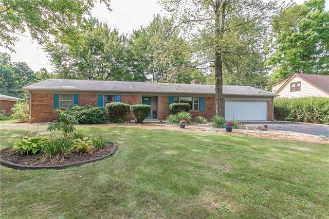 4059 Westover Drive, Indianapolis, IN 46268 (MLS #21739848) :: Richwine Elite Group