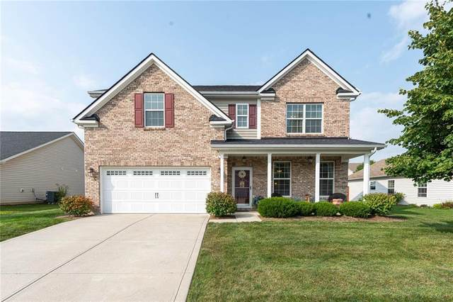 4250 Zachary Lane, Westfield, IN 46062 (MLS #21739850) :: The Evelo Team
