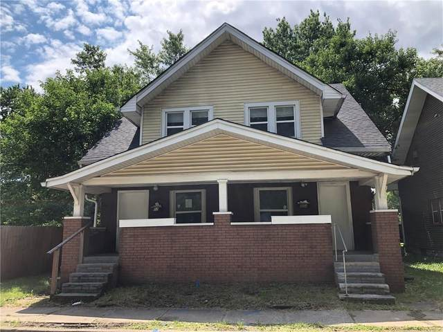 402 N Parker Avenue, Indianapolis, IN 46201 (MLS #21739861) :: Richwine Elite Group