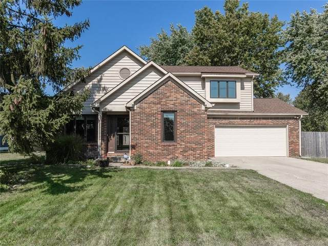11442 E 75th Street, Indianapolis, IN 46236 (MLS #21739862) :: Mike Price Realty Team - RE/MAX Centerstone