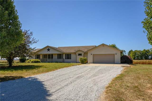 2112 S Friendship Drive, Paragon, IN 46166 (MLS #21739864) :: Mike Price Realty Team - RE/MAX Centerstone